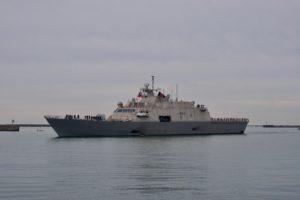 """Frigate """"USS Little Rock"""