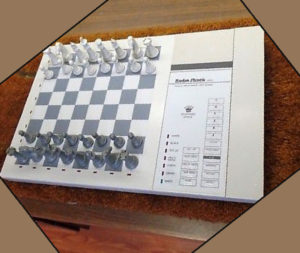1980 Electronic Chess Set by Radio Shack