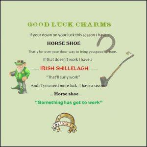 Lucky Charm Meme