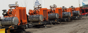High-Pressure water pumps