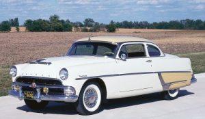 classic car 1952 Hudson