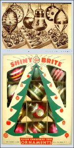 Shiny Brites Ornaments
