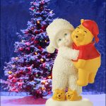 Christmas Snow Baby
