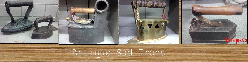 four sad irons