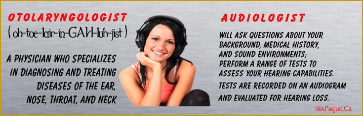 Audiologist VS Otolaryngologist