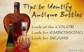 identify antique bottle