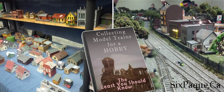 buildings used for model train setups