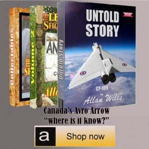 Avro Arrow buy Amazon
