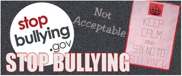Stop Bullying header