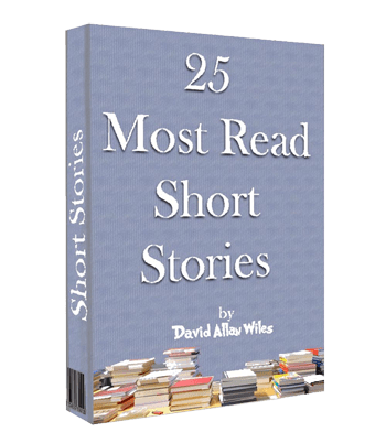 25 Most Read Short Stories book cover
